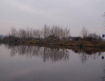 2012.04.14 - Towarzyskie otwarte zawody spławikowe - Kanał Królewski, Nieporęt