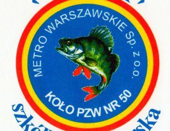 Logo szkółki wędkarskiej