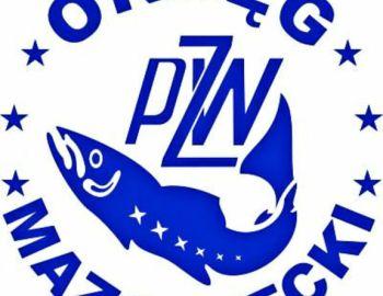 Logo Okręg  Mazowiecki PZW